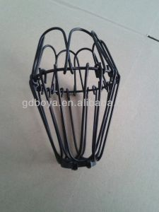 E27 Bulbs Covers Lamp Cage Wire Cages Lamp Shades pictures & photos