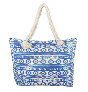 Retro Style Women Canvas Beach Storage Bags for Outdoor/Shopping pictures & photos
