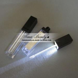 6.5ml LED Light Square Lip Gloss Bottle (TM-LG7160)