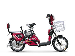 48V-350W Two Wheel Electric Mini Scooter with Rich Colors pictures & photos