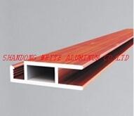 Extruded Aluminum Profile/Aluminium Profile for Doors and Windows pictures & photos