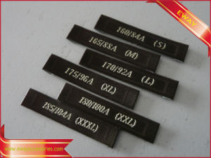 Quality Woven Label Satin Label Label Printing for Garment pictures & photos