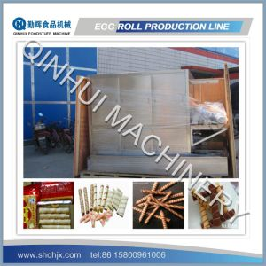 Hollow Wafer Stick Machine pictures & photos