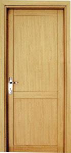 2016 High Quality Interior Wooden Door, Bedroom Door, Safety Solid Wood Door pictures & photos