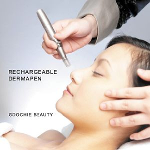 Battery Electric Rechargeable Skin Needling Derma Microneedle Machine pictures & photos