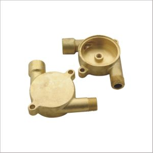 Sand Casting Copper Parts pictures & photos