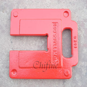 Custom Iron Sand Casting Crane Counter Weight pictures & photos