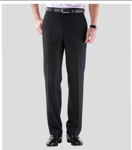 Men′s Wholesale Working Uniform Suit Pants in Black pictures & photos