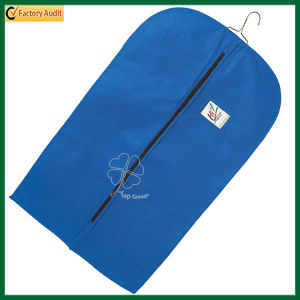 Zippered Uniform Non Woven Garment Bag (TP-GB086) pictures & photos