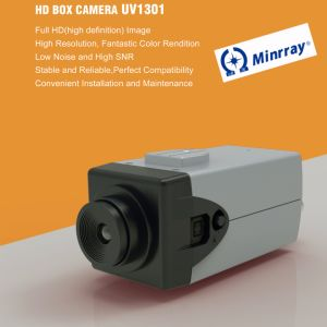 Wireless Low Noise 2m HD Box Sdi Video Camera with 3G-Sdi Connector pictures & photos
