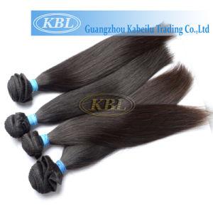 5A Unprocessed Brazilian Hair Mink Yaki Hair Synthetic 3 Bundles pictures & photos