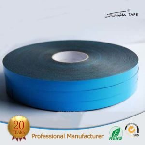 Blue PE Foam Double Sided/ Single Side Tape pictures & photos