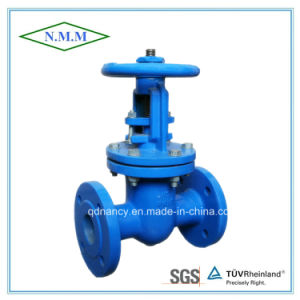 DIN3352 F5 Outside Screw Stem Wedge Gate Valve pictures & photos