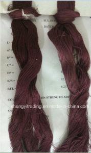 Sulphur/Sulfur Bordeaux 3b Crude145%Demin Textile Dyestuff