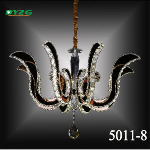 Hot Sale Home Decorative Crystal Chandelier/Chandelier Pendant Lampbyzg5011-8