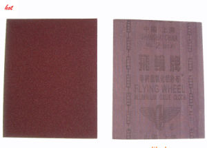 Electro Coated Aluminium Oxide Abrasive Cloth