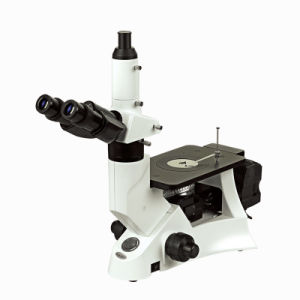 Bright and Dark Field Trinocular Advanced Inverted Metallurgical Microscope (IMS-310) pictures & photos