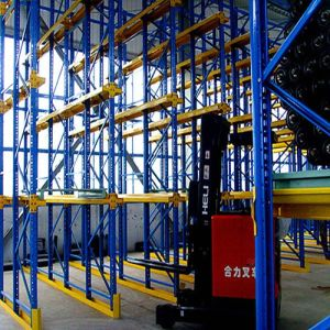 Custom Designed Storage High Bay Drive-in Pallet Rack/Storage Rack