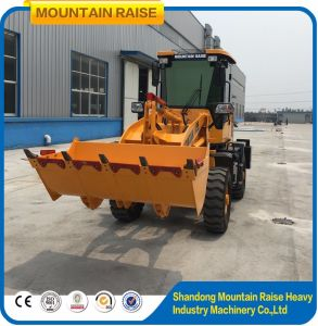 Automatic 1ton Mini Wheel Loaders Made in China pictures & photos