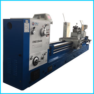 High Quality Cheap Price Lathe Machine for Turning Tyre Mold, Flange