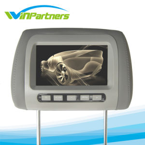 7inch Car LCD Headrest Monitor, TFT LCD Digital Screen pictures & photos