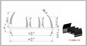 Truck Door Seals, Lorry Door Seals, Trailer Door Seals P-6080-78