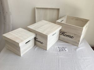 SGS Audit Supplier Customized Luxury High-End Gift Solid Wood Box pictures & photos
