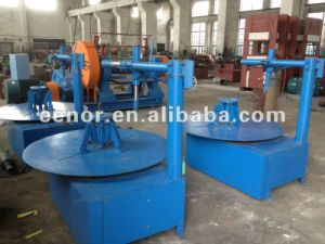 Waste Tyre Recycling Machine Semi-Automatic Type for Sale pictures & photos