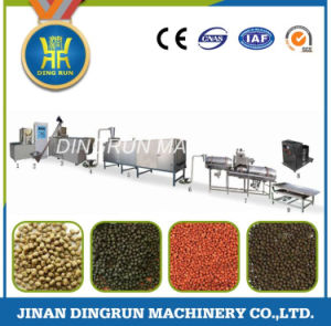 China floating fish feed pellet extruder machine pictures & photos