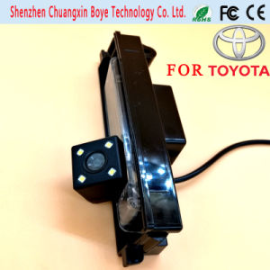 Car Rear View Reverse Water Proof Car Camera Mini Auto Car Camera for 2009-2012 Toyota RAV4