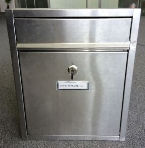Stainless Steel Letter Box Manufacturing pictures & photos