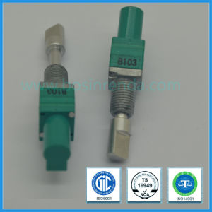 9mm B100k Dual Gang Dual Concentric Shaft Rotary Potentiometer for Automotive RP0938sn pictures & photos