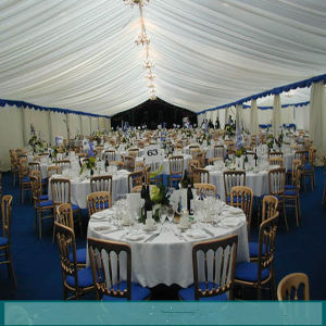 Tents for Party Weddings with Furniture and Floor pictures & photos