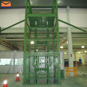 Elevator Lifts for Goods Lifting pictures & photos