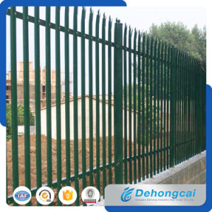 Ornamental Wrought Iron/ Aluminum Fence/Fencing pictures & photos