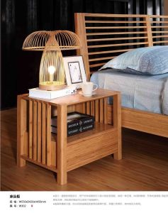 New Designed Solid Bamboo Night Stand for Bedroom pictures & photos
