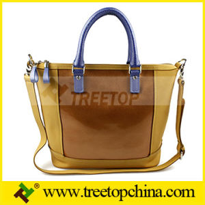 Genuine Leather Lady Bag for 10 Inch Tablets PC (TL1054)