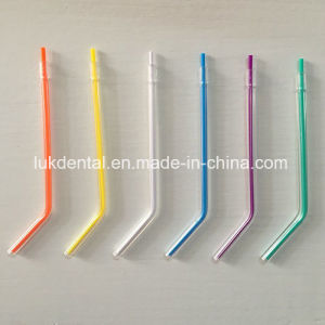 Hot Sale Colorful Dental Disposable Air Water Syringe Tips pictures & photos