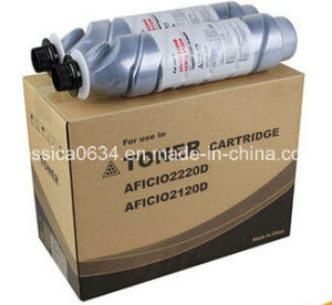 Compatible Ricoh 2220d/2120d Toner Cartridges for Ricoh Aficio 1022/1027/1032/2022/2027/2032/3025/3030 MP2510/MP3010 MP2852/MP3352 pictures & photos
