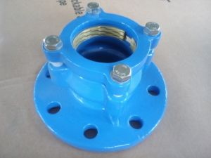 Dci Flange Adaptor for HDPE Pipe pictures & photos