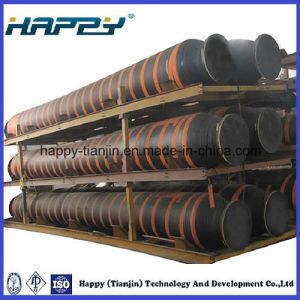 Flexible Rubber Discharge Marine Floating Dredging Hose pictures & photos