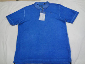 Garment Dyed Polo Shirt
