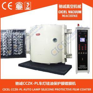 Cczk-900 Vertical Shoe Heel Vacuum Evaporation Coating Machine pictures & photos