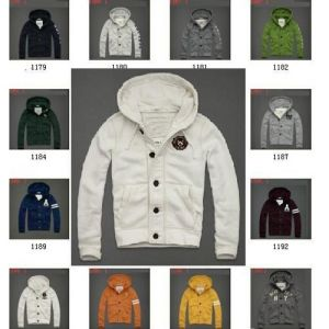 Top Polo Long Jacket Hoody Coat Zip Sweatshirt (RL01) pictures & photos