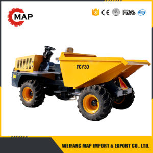 Cheap 3.0t Tipper Truck Fcy30 pictures & photos