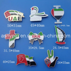 UAE 44th National Day Pin Badge Gfits (ASNY-JL-LP-13101601) pictures & photos