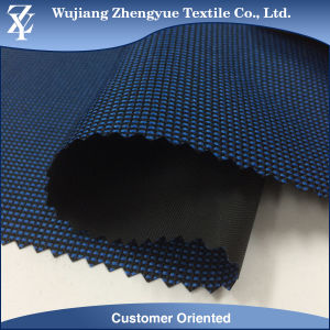 PVC Coated Waterproof Yarn Dyed Oxford Fabric for Rain Coat pictures & photos