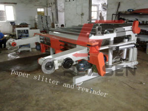 Rsfq-100 Paper Slitting and Rewinding Machine