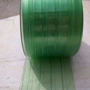 Environmental Industrial Transparent PVC Door Curtain pictures & photos