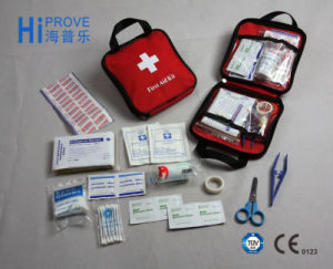 High Quality First Aid Kit with CE Approved pictures & photos